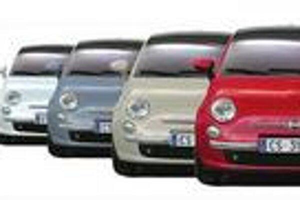 Fiat 500 okamžite zaujal. Svedčí o tom 60 000 objednávok.