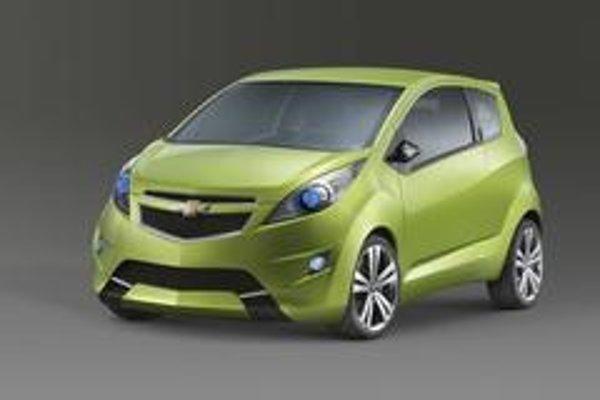 Automobilka Chevrolet rozhodla o výrobe nového miniauta Beat na základe online hlasovania motoristov.
