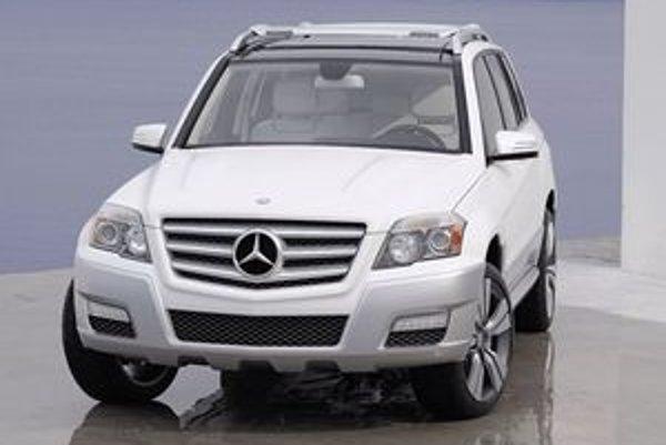 Slovenskú premiéru Mercedes-Benz GLK absolvuje na jesennom autosalóne v Nitre
