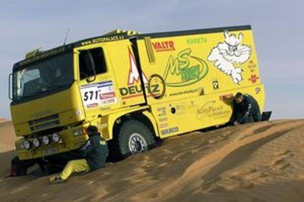 Organizátori presunuli Rely Dakar z Afriky do Južnej Ameriky