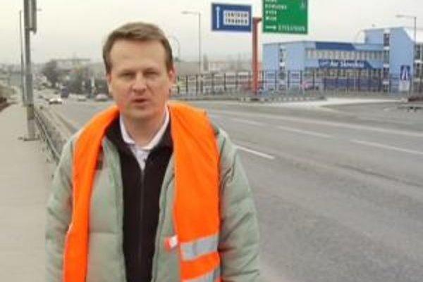 Dopravný analytik Jozef Drahovský