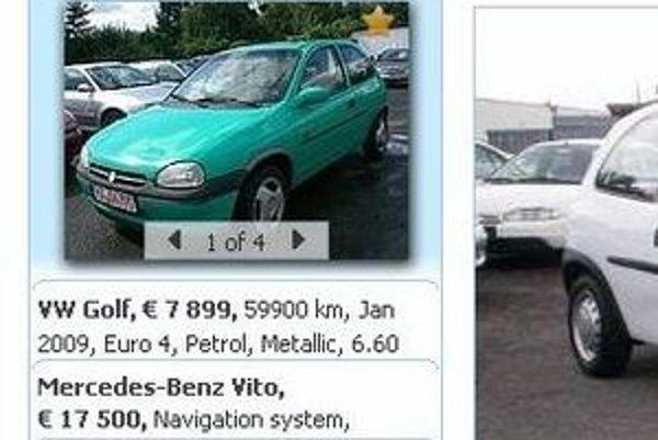 Inzerát na internete overte telefonicky a pýtajte si všetky podklady o aute. Cenovo výhodná ponuka pri jednorázovom dovoze bez skúseností ukrýva veľké riziká