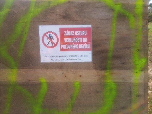 V okolí Košíc zakázali vstup do lesov.