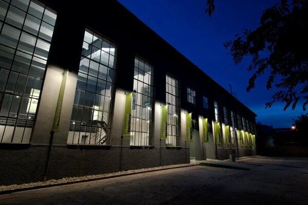 Budova Design Factory na Bottovej ulici.