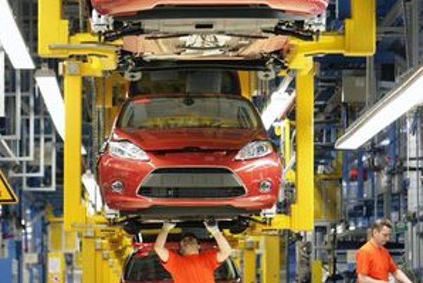Modernizácia  výroby  montážneho závodu v Kolíne Celkovo stála automobilku  455 miliónov Eur.