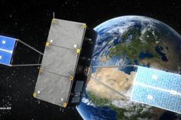 SSTL spolupracuje aj na európskom projekte Galileo.