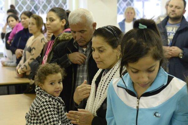 Príchod asýrskych kresťanov na Slovensko.