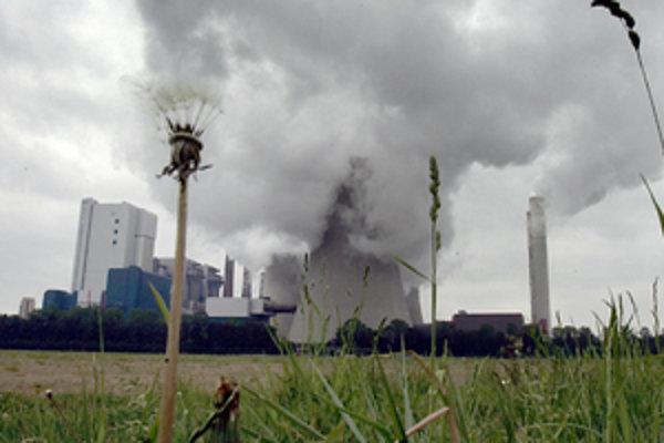 Aj v staršej uhoľnej elektrárni by sa dala uplatniť technológia odbúravania oxidu uhličitého.