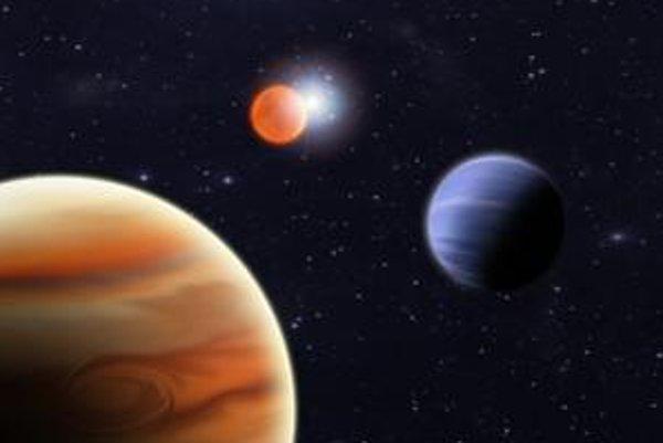 Planetárny systém NN Serpentis.