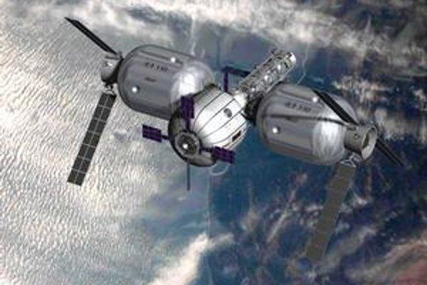 Súkromná firma chce postaviť vesmírnu stanicu. Technológiu už testuje.