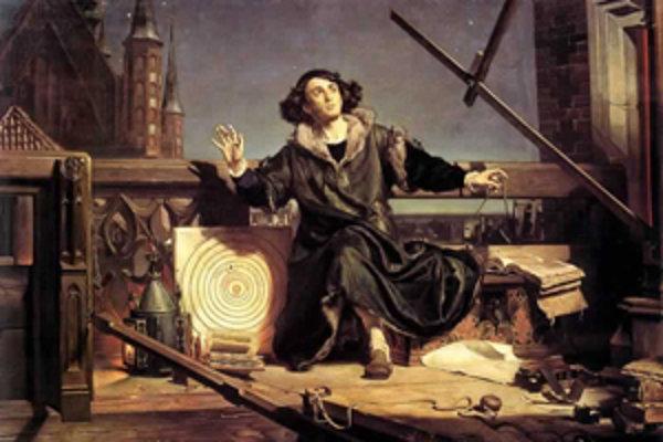 Mikuláš Koperník bol na začiatku budúcej vedeckej revolúcie.