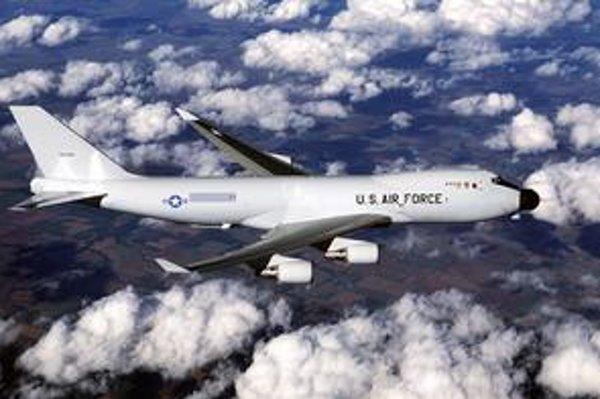Laser umiestnili na špeciálne upravený Boeing 747.