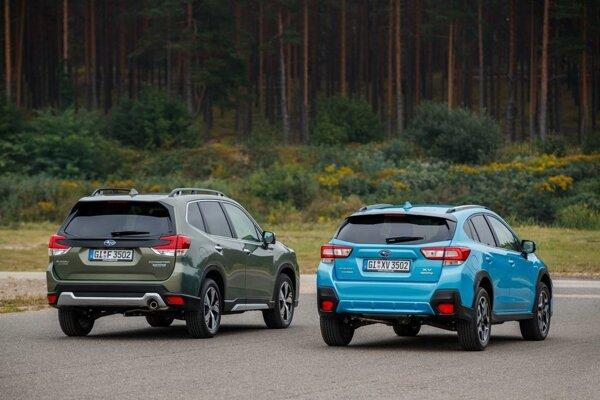 Subaru Forester a XV