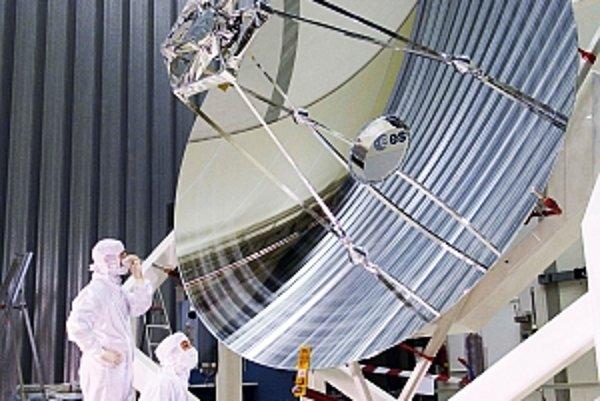 Bude sa Slovensko podieľať na najmodernejšom skúmaní kozmu?
