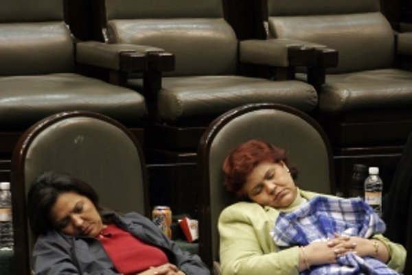 Tieto dve ženy zjavne nemajú zmutovaný gén DEC2.