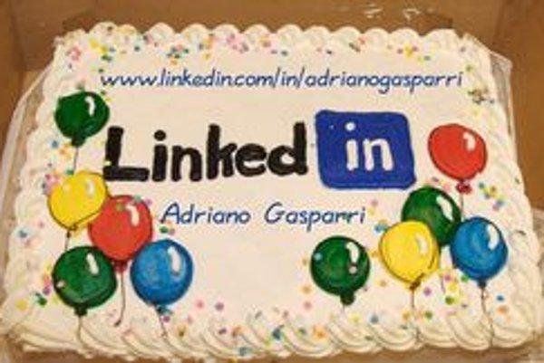 Linkedin.com má aj v čase krízy dôvod na oslavu.