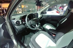 Autosalón Frankfurt 2019 - Hyundai i10