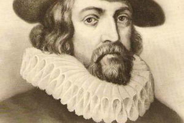 Francis Bacon, jeho spis Nové Organon a anglický parlament.