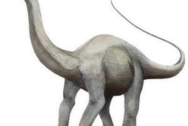 Apatosaurus patril k sauropodom.