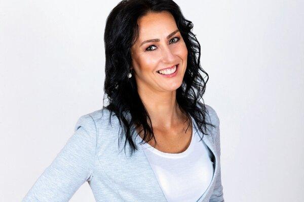 Lenka Škarbeková (35), učiteľka biológie, chémie a praktika z biológie a ekológie na Gymnáziu Gelnica.