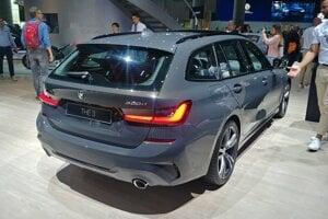 Autosalón Frankfurt 2019 - BMW radu 3