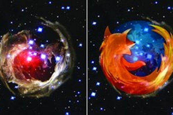 Firefox vyvíjajú zadarmo tisícky nadšencov, ktorých k softvéru viaže silné puto. Niektorí si dokonca všimli zoskupenie hviezd, ktoré sa podobá na logo ich milovaného prehliadača.