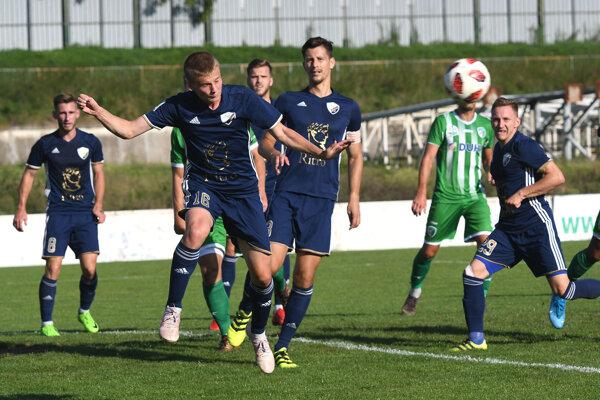 Popradskí futbalisti uspeli na ihrisku Prešova a v pohári idú ďalej.