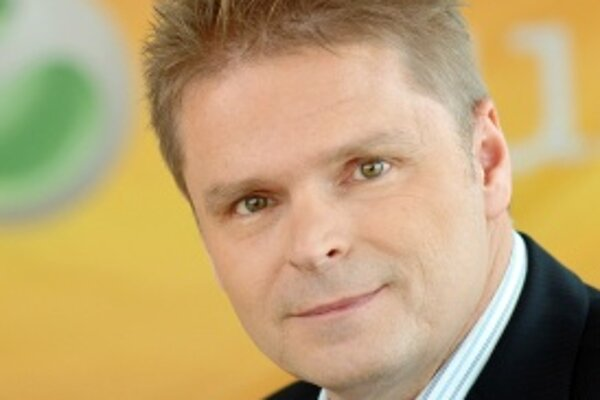 Robert Fleischhacker, šéf Sony Ericssonu pre Slovensko a Česko