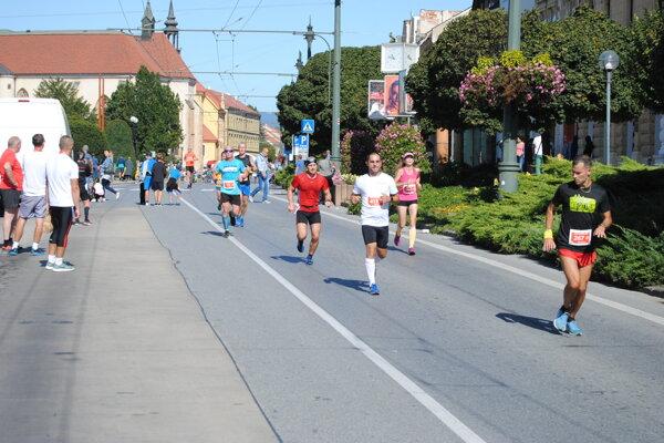 Prešov Half Marathon 2019.