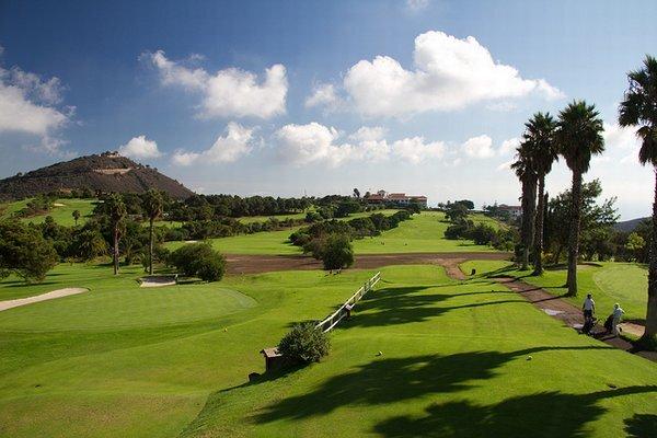 Španielsko - golf