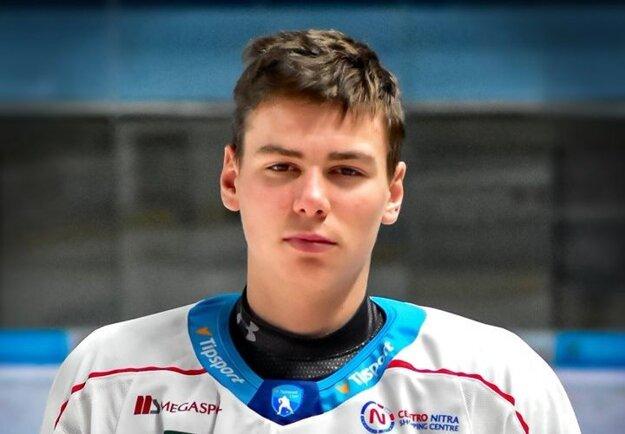 Tínedžer Šimon Nemec môže nastupovať za reprezentáciu do 18 rokov v druhej najvyššej súťaži.