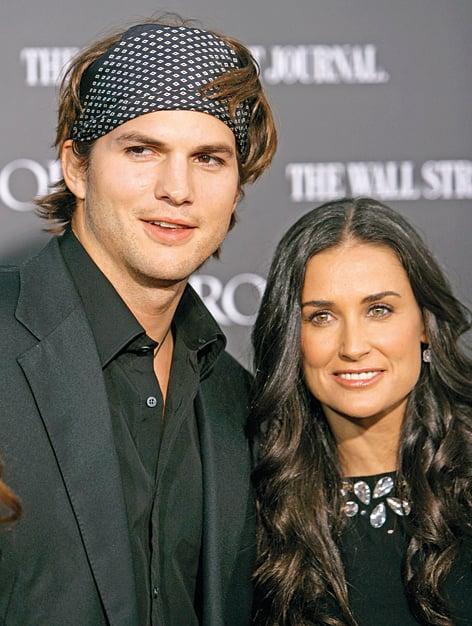 Demi Moore a Ashton Kutcher