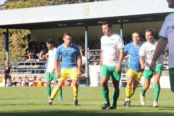 Zápas medzi Jelencom a Čechyncami vyhrali domáci 2:1.