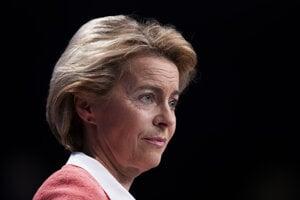 Nová šéfka eurokomisie Ursula von der Leyenová.