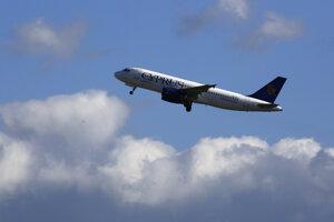 Cyprus Airways.