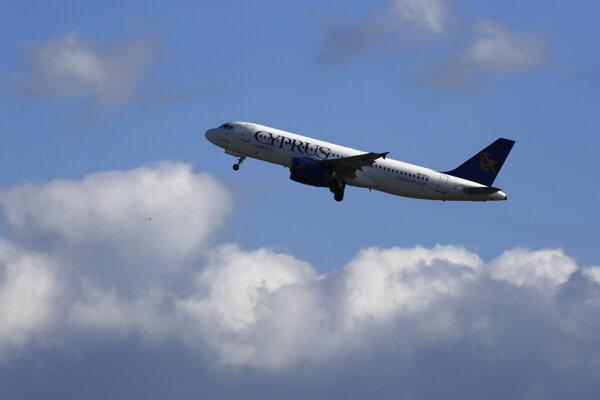 Cyprus Airways - ilustračná fotografia.