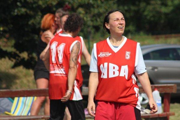 Monika Barényiová.