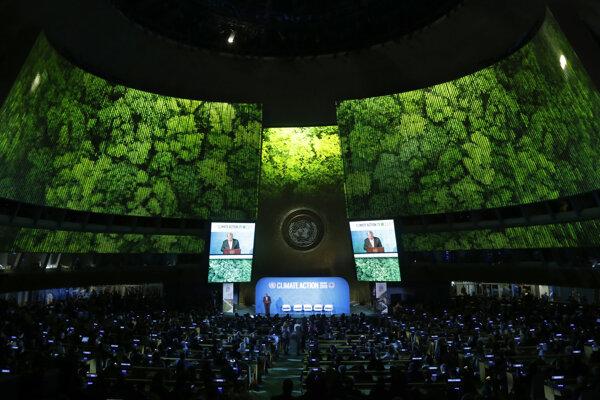 Klimatický summit