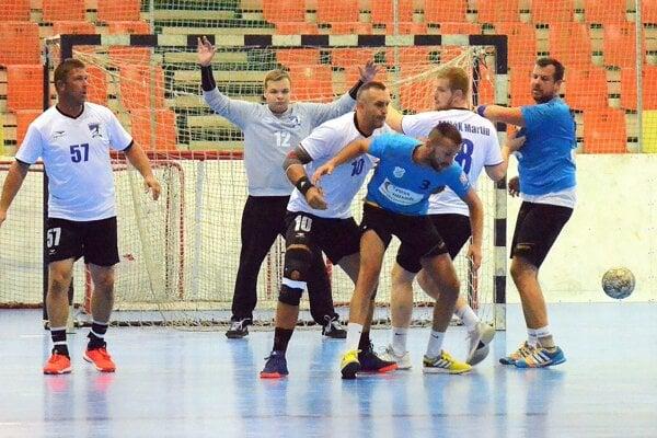 Martinčania dovolili Vajnorom streliť len sedem gólov.