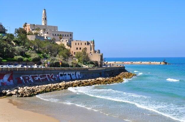 Stará Jaffa je veľmi príjemná časť Tel Avivu