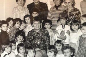 Mária Ďuríčková vedela ako deti zaujať - na knižných besedách, aj ako učiteľka za katedrou.
