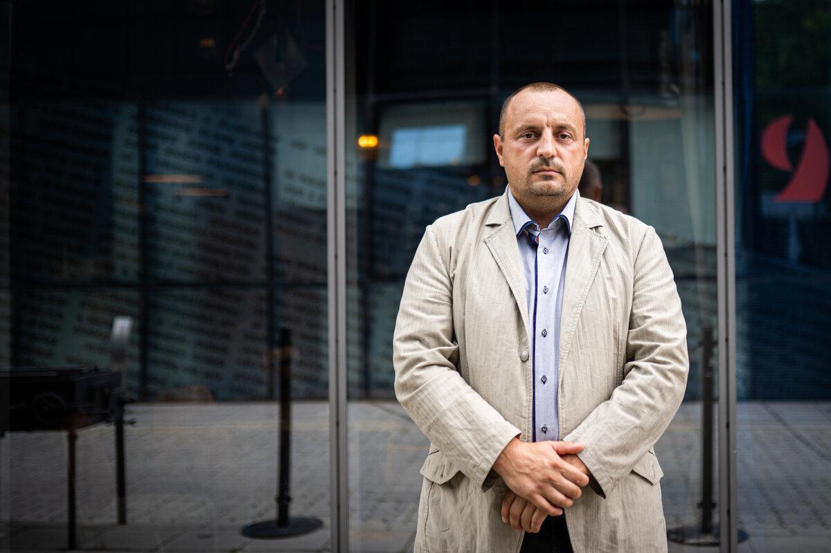 Kauza Gorila: Rozhovor so šéfom tímu Kyselicom - SME