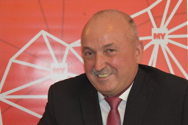 Rudolf Holba, majiteľ firmy Comextrans.