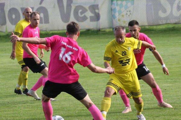 V Bardejove videli diváci celkovo sedem gólov.