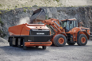 Scania AXL - koncept