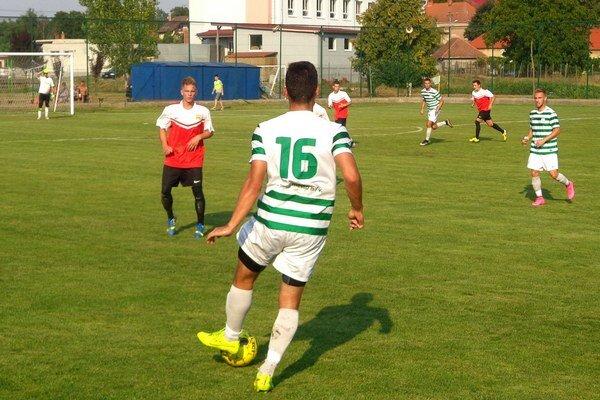 Nové Mesto v Nevidzanoch vyhralo o dva góly.