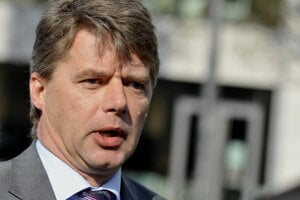 Predseda Únie potravinárov Slovenska Stanislav Voskár.
