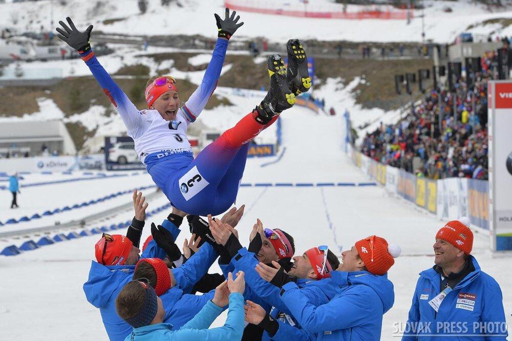 Víťazná fotografia kategórie Šport - Michal Svítok