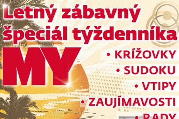 Letný špeciál týždenníka MY TRENČIANSKE NOVINY.