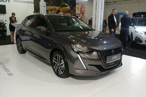 Nový Peugeot 208 vyrábaný v Trnave